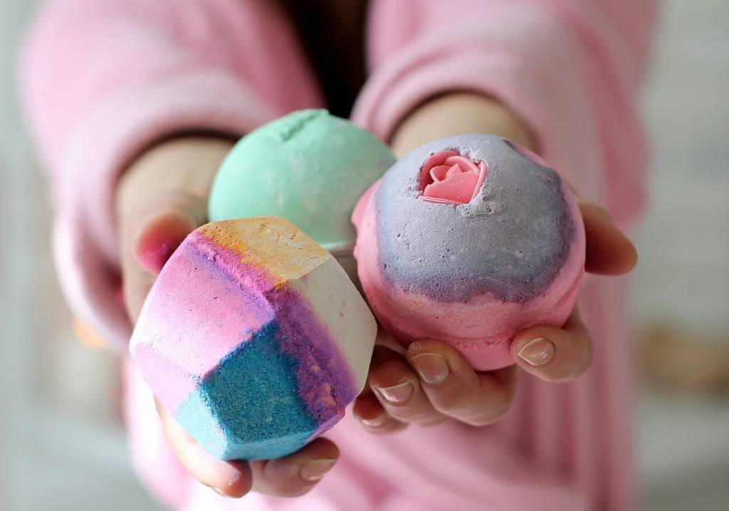 Lush бомбы для ванной - рецепт своими руками! - AromaWiki