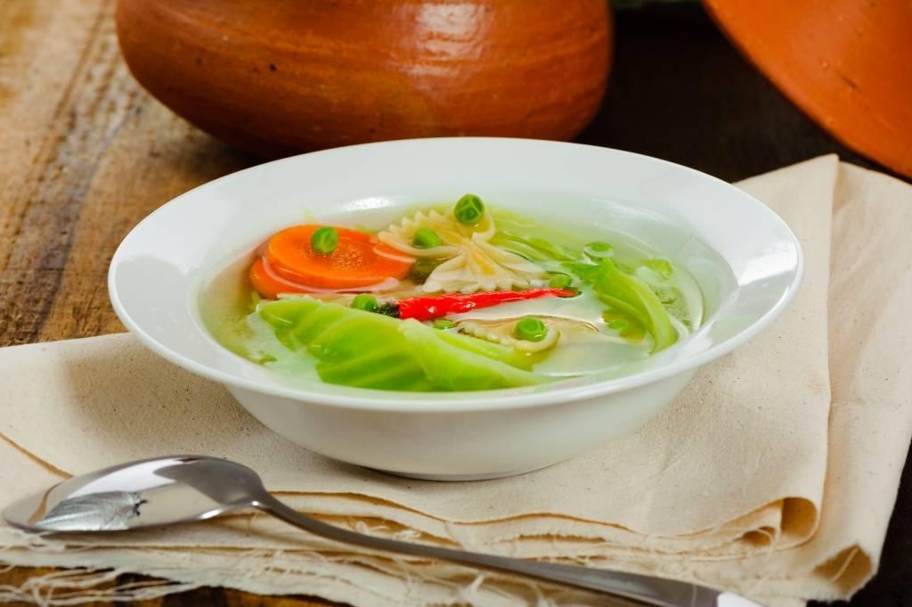 Суп для толстяков - можно ли похудеть питаясь супом?