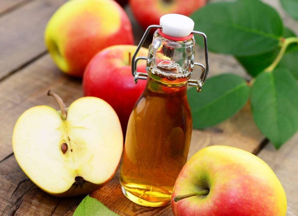 Яблочный уксус для похудения - применение